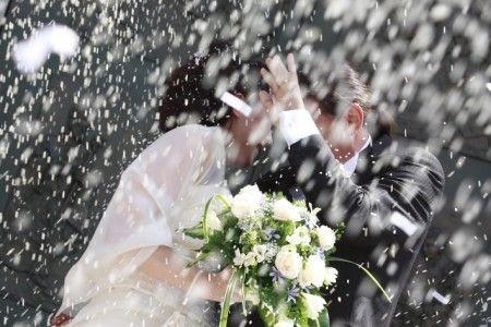 Come e' organizzato il matrimonio?